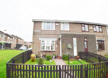 Thumbnail 3 bed terraced house for sale in Simonside, Prudhoe