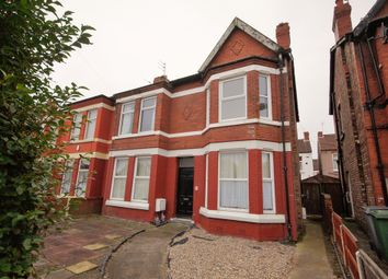 Thumbnail 2 bedroom flat for sale in Serpentine Road, Wallasey