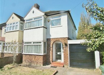 Thumbnail 4 bed property to rent in Long Lane, Stanwell, Middlesex