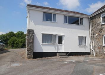Thumbnail 2 bed flat to rent in Ludgvan, Penzance