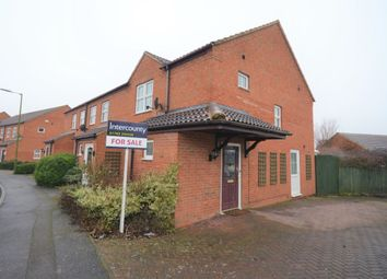 Thumbnail 2 bedroom terraced house for sale in Redwing Rise, Royston