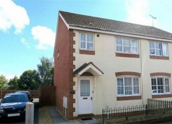 Thumbnail 3 bed semi-detached house to rent in Cashford Gate, Taunton