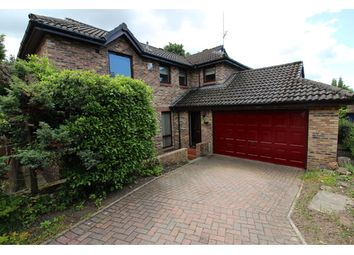 Thumbnail 4 bedroom detached house to rent in Esk Glades, Dalkeith