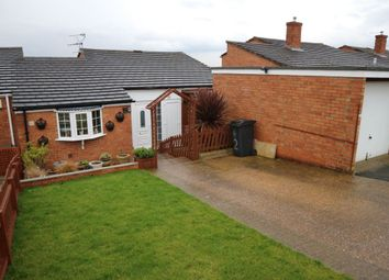 Thumbnail 3 bed town house for sale in Bretton Close, Stocking Farm