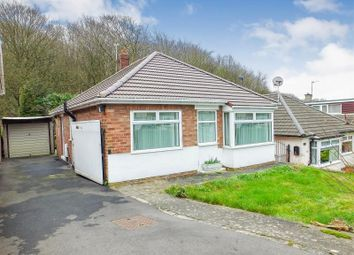 Thumbnail 2 bed bungalow for sale in Stonelow Road, Dronfield, Derbyshire