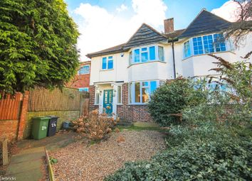 Thumbnail 3 bed semi-detached house for sale in Whittell Gardens, London