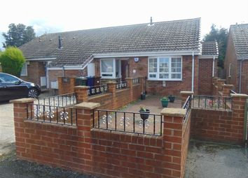 Thumbnail Semi-detached bungalow for sale in Heathcote Green, Newcastle Upon Tyne