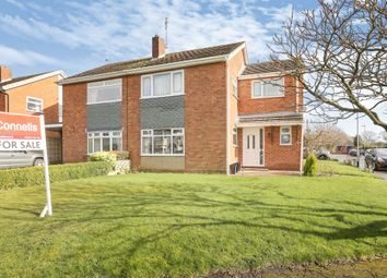 Thumbnail 4 bed semi-detached house for sale in Church Lane, Coven, Wolverhampton