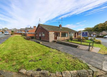 Thumbnail 3 bed bungalow for sale in Clevedon Drive, Highfield, Wigan
