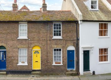 Thumbnail 2 bed terraced house to rent in Castle Row, Canterbury