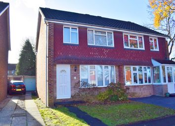 Thumbnail 3 bed semi-detached house to rent in Chyngton Close, Sidcup, Kent