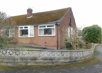 Thumbnail 2 bed semi-detached bungalow for sale in Briarwood Crescent, Marple, Stockport
