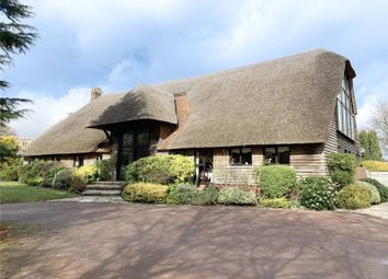 Thumbnail 6 bed barn conversion for sale in Compton Street, Compton, Winchester, Hampshire