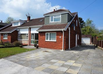 Thumbnail 5 bedroom semi-detached house for sale in St. Catherines Drive, Fulwood, Preston