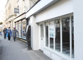 Thumbnail Retail premises to let in Walcot Street, Bath