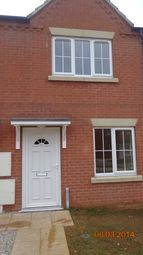 Thumbnail 2 bed town house to rent in Rookery Park, Lincoln