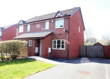 Thumbnail 3 bed semi-detached house for sale in Llys Alyn, Wrexham