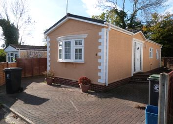 Thumbnail 2 bed mobile/park home for sale in The Aspens, Waltham Abbey