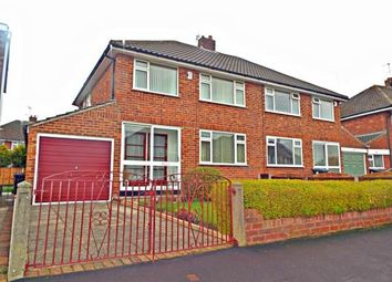 Thumbnail 3 bed semi-detached house for sale in Penrith Crescent, Maghull, Liverpool, Merseyside