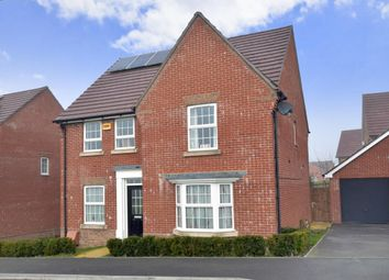 Thumbnail 4 bed detached house to rent in Endal Way, Clanfield, Waterlooville
