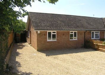 Thumbnail 2 bed semi-detached bungalow to rent in Upper Basildon, Reading