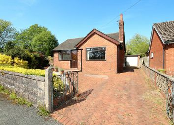 Thumbnail 3 bed detached bungalow for sale in Nevin Avenue, Knypersley, Biddulph
