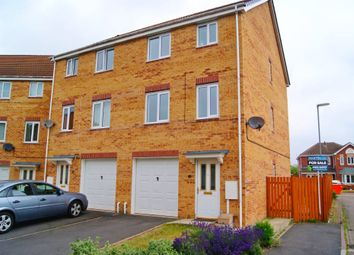 Thumbnail 4 bed semi-detached house for sale in Heather Gardens, North Hykeham, Lincoln