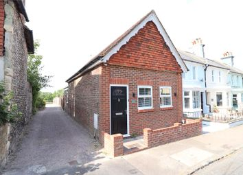 Thumbnail 1 bed bungalow for sale in Castle Terrace, High Street, Pevensey, East Sussex