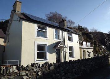 Thumbnail 2 bed detached house for sale in Brynrefail, Caernarfon, Gwynedd