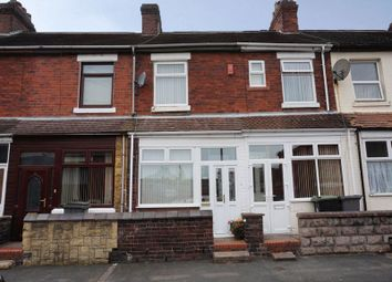 Thumbnail 2 bedroom terraced house for sale in Railway Street, Tunstall, Stoke-On-Trent, Staffordshire
