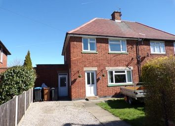 Thumbnail 3 bed semi-detached house for sale in Radmore Road, Hinckley, Leicestershire