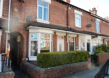 Thumbnail 3 bed terraced house to rent in Welbeck Street, Worksop