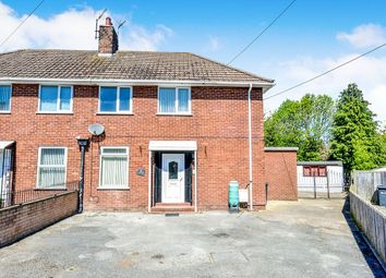 Thumbnail 2 bed semi-detached house to rent in Coronation Close, Bodelwyddan, Rhyl