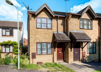 Thumbnail 1 bed end terrace house for sale in Corsican Pine Close, Newmarket