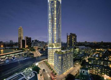 Thumbnail 2 bed flat for sale in Sky Gardens, Wandsworth Road