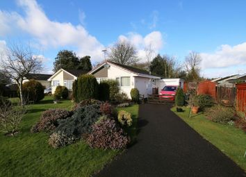 Thumbnail 2 bed detached bungalow for sale in Apple Tree Close, Witheridge, Tiverton