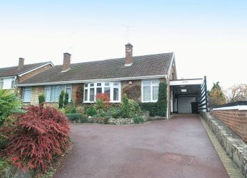 Thumbnail 2 bed semi-detached bungalow for sale in Dudley, Russells Hall, Montrose Drive