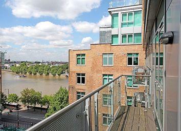 Thumbnail 3 bedroom flat to rent in Salamanca Square, Albert Embankment, London