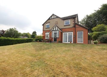 Thumbnail 3 bed detached house for sale in Park Lane, Cheddleton