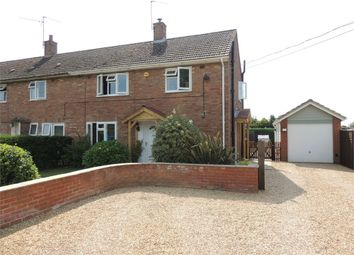 Thumbnail 3 bed semi-detached house for sale in Ryston Road, West Dereham, King's Lynn