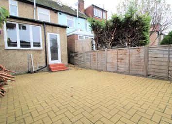 Thumbnail 3 bed terraced house to rent in Phipps Bridge Road, Colliers Wood, London