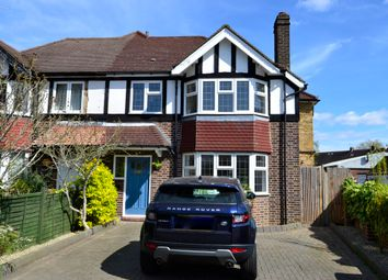 Thumbnail 4 bed semi-detached house for sale in Dukes Avenue, North Kingston / Ham
