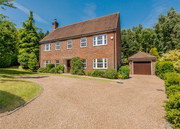 Thumbnail 4 bed detached house for sale in Hurst Park, Midhurst, West Sussex