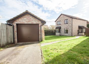Thumbnail 4 bed detached house for sale in Violet Drive, Woolwell, Plymouth