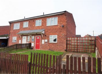 Thumbnail 2 bed semi-detached house for sale in Inkerman Close, Ilkeston