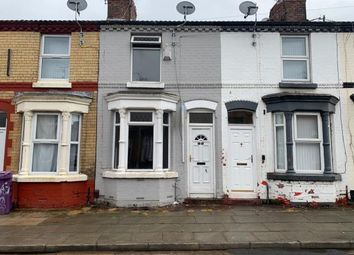 Thumbnail 24 bed terraced house for sale in Sunlight Street, Anfield, Liverpool