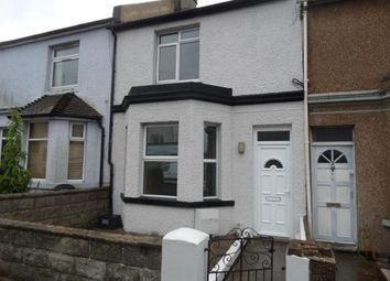 Thumbnail 3 bed terraced house to rent in North Road, St. Leonards-On-Sea
