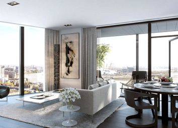 Thumbnail 3 bed flat for sale in The Madison, 199-207 Marsh Wall, London