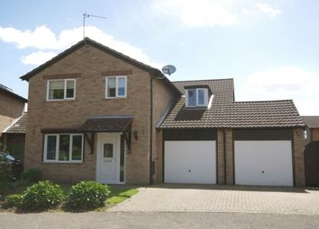Thumbnail 4 bedroom detached house for sale in Swansgate, Old Catton, Norwich