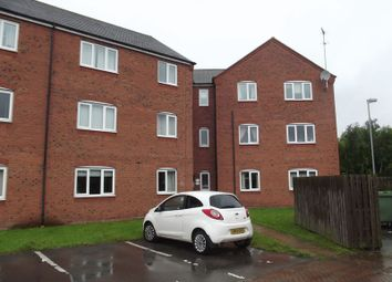 Thumbnail 3 bedroom flat for sale in Hobby Way, Cannock